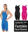 Speedo Fastskin LZR Racer Element Openback - women's competitive swimsuit