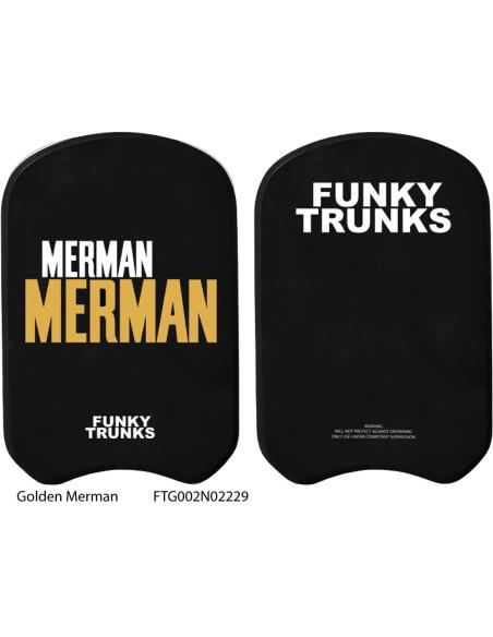 Golden Merman - Tavoletta Piscina Funky Trunks