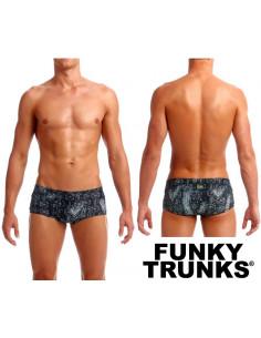 Funky Trunks Tomb Raider trunk