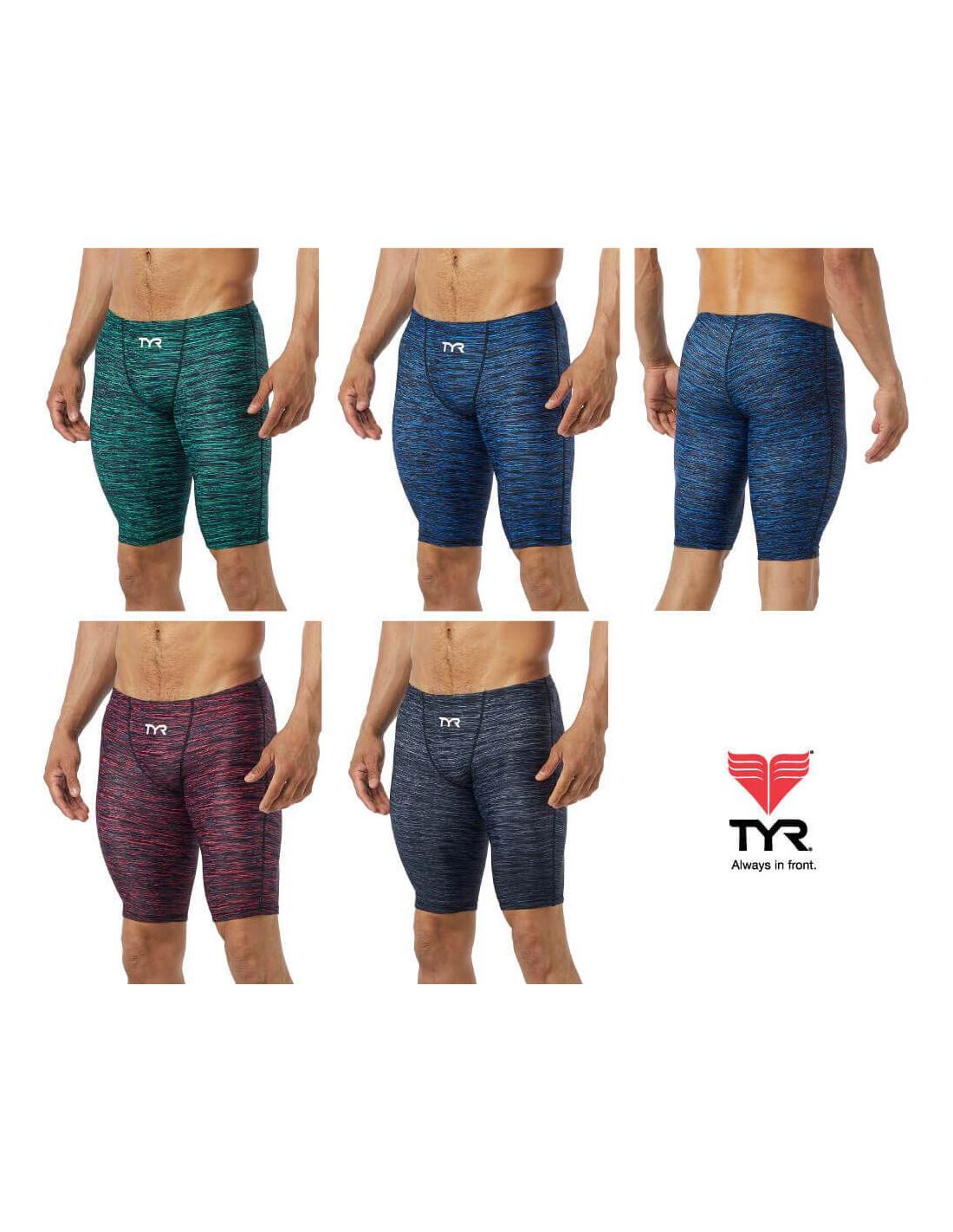 TYR Thresher Costume Uomo da Gara Approvato Fina