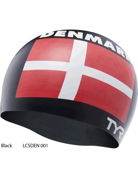 Black - Cuffia Nazionale Danese Tyr