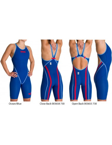 Ocean/Blue - Powerskin Carbon Core Fx donna Arena