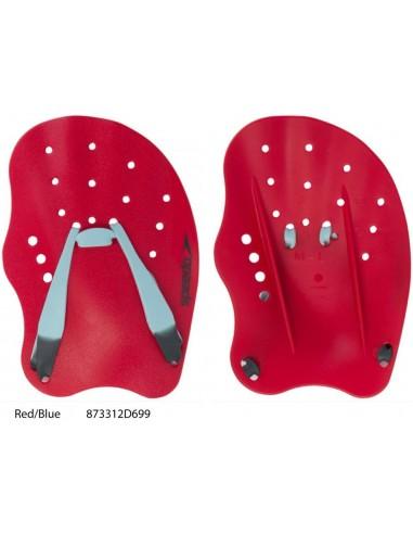 Red/Blue - Tech Paddle Speedo