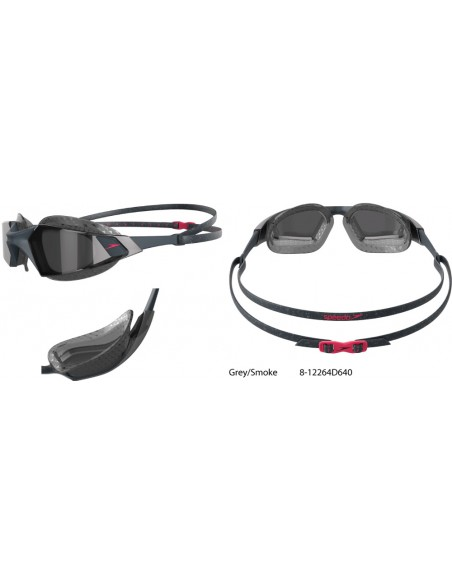 Grey/Smoke - Aquapulse Pro Speedo