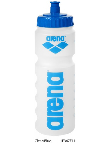 Clear/Blue - Arena Sports Water Bottle