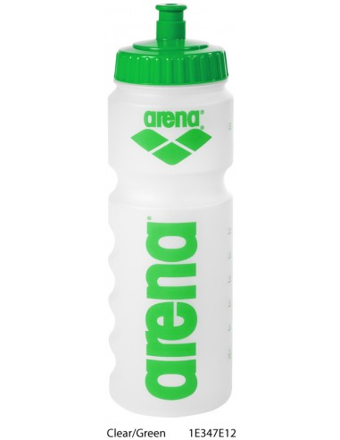 Clear/Green - Arena Sports Water Bottle