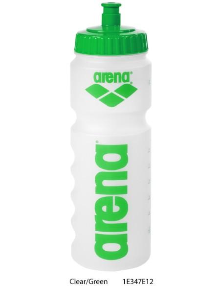 Clear/Green - Borraccia Water Bottle Arena