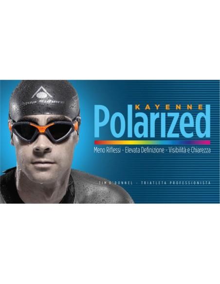Aqua Sphere Kayenne Polarized Goggles