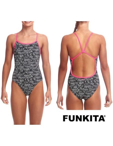 Funkita Zebra Crossing One Piece