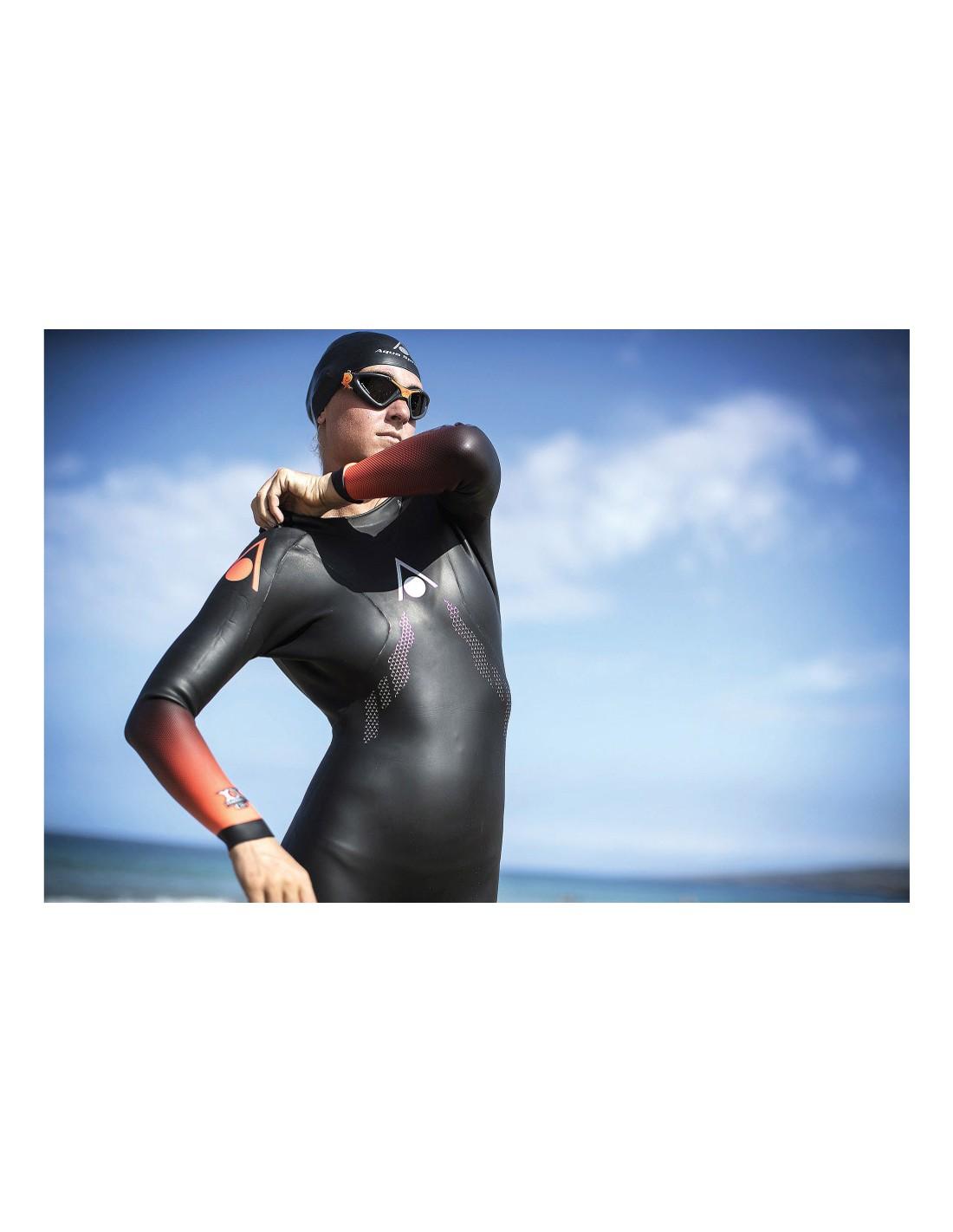Aqua Sphere 2018 PURSUIT Ladies Triathlon Wetsuit Open Water Swim Womens