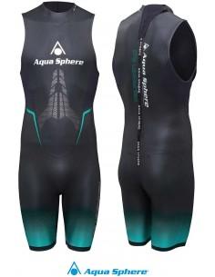 Michael Phelps Men's Aquaskin Shorty
