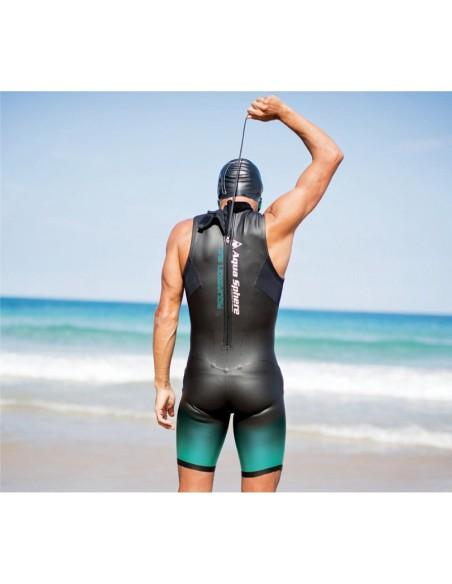 Michael Phelps Men's Aquaskin Shorty - foto