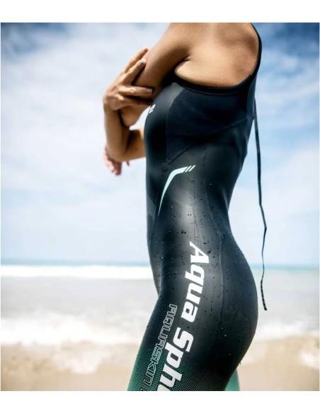 Aqua Sphere Women's Aquaskin Shorty - foto