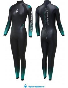 AQUA SPHERE Women's Aquaskin Full Suit