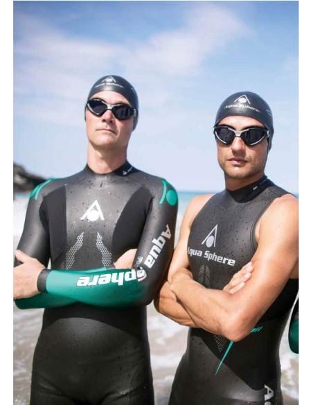 Aqua Sphere Men's Aquaskin Full Suit - photo