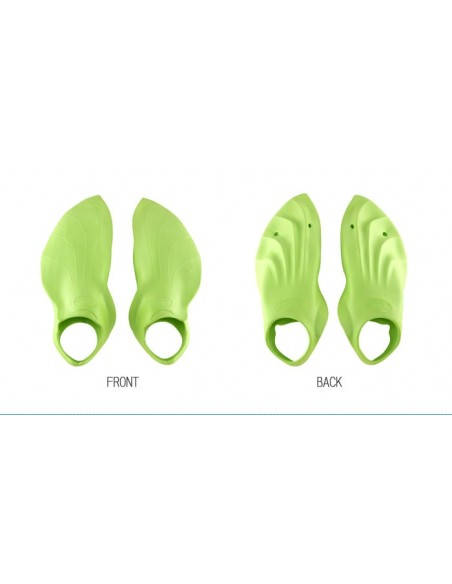 MP Michael Phelps Alpha Pro Fins