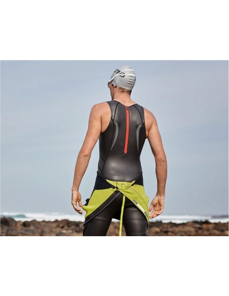 ZONE3 Men's Sleeveless Kneeskin