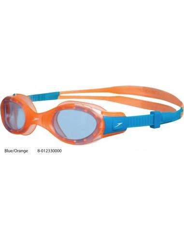 Blue/Orange - Futura Biofuse Junior Speedo