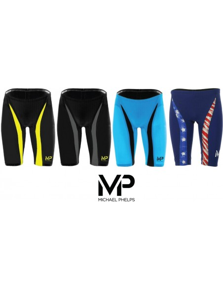 MP Michael Phelps Xpresso Jammer Tech Suit