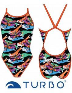 Costume donna Turbo Revolution Japan Fish