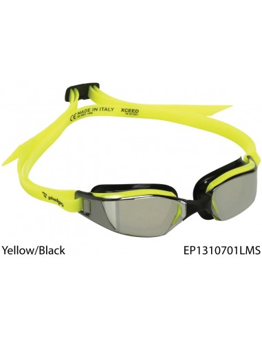 Yellow/Black - XCEED Mirror goggle MP - collection 2020