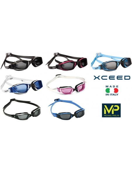 MP XCEED swim goggles