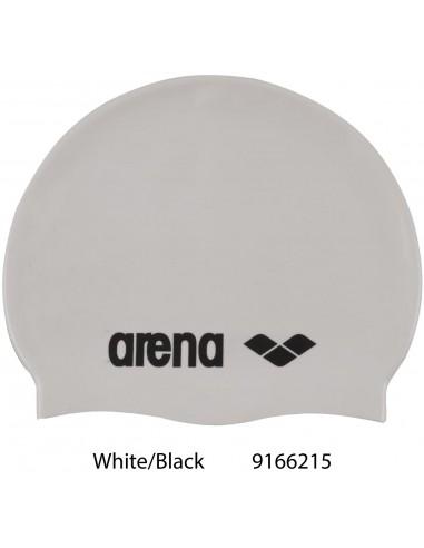 Classic Silicone Arena - White/Black