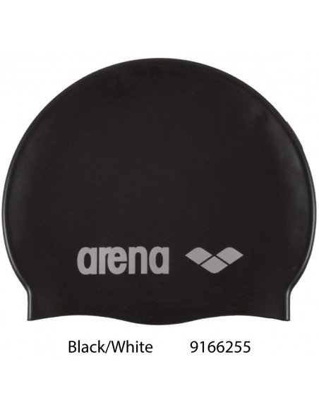 Classic Silicone Arena - Black/White