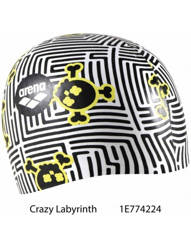 Crazy Labyrinth - Arena Poolish Moulded Cap - Collection 2020
