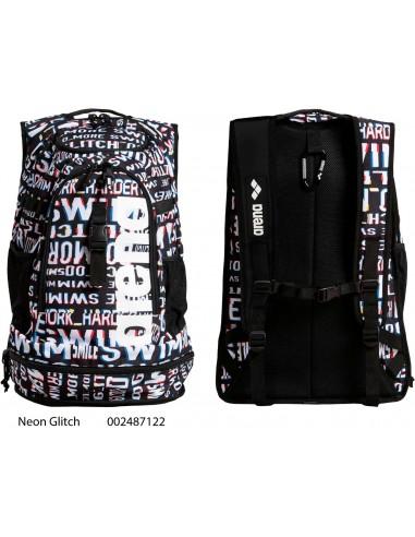 Neon Glitch - Arena Fastpack 2.2 - 45L