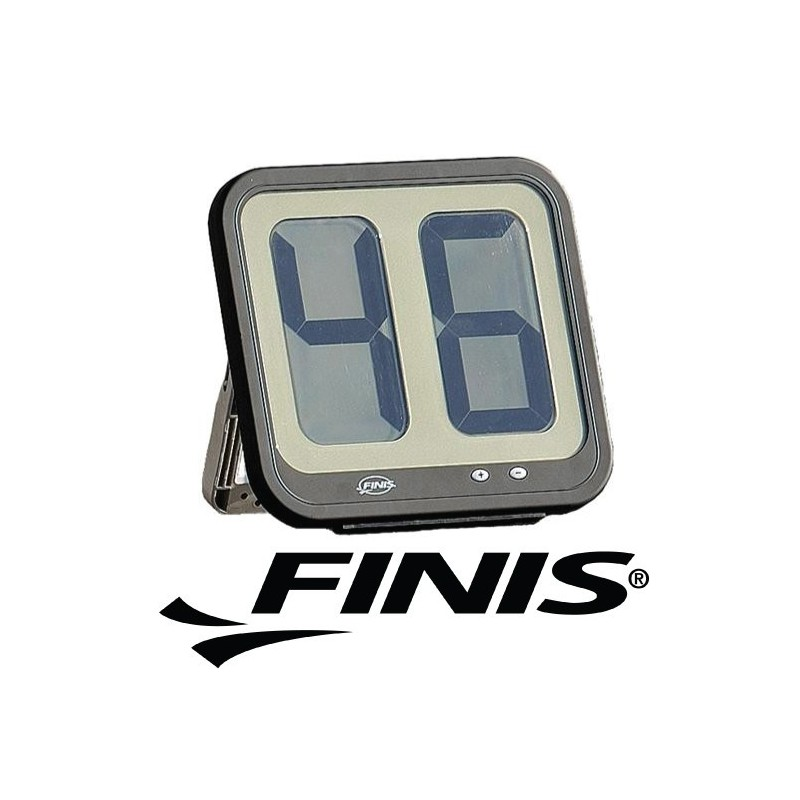 Contasecondi finis digitale for Cronometro piscina decathlon