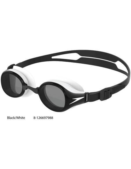Black/White - Speedo Hydropure Goggles
