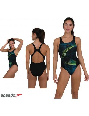Speedo Placement Recordbreaker Swimsuit