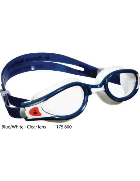 Blue/White, Clear lens - Kaiman EXO Aqua Sphere