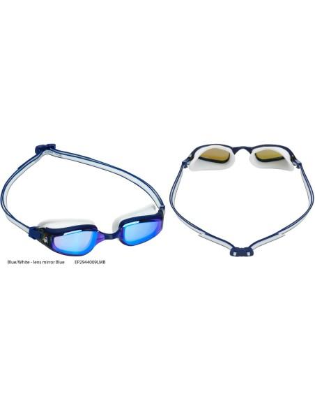 Blue/White - lens mirror Blue