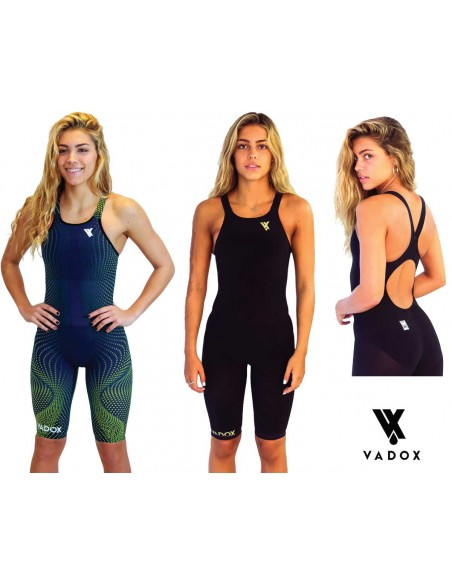 Vadox Racing Swimsuit Carbon Woman