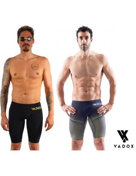 Vadox Racing Swimsuit Carbon man