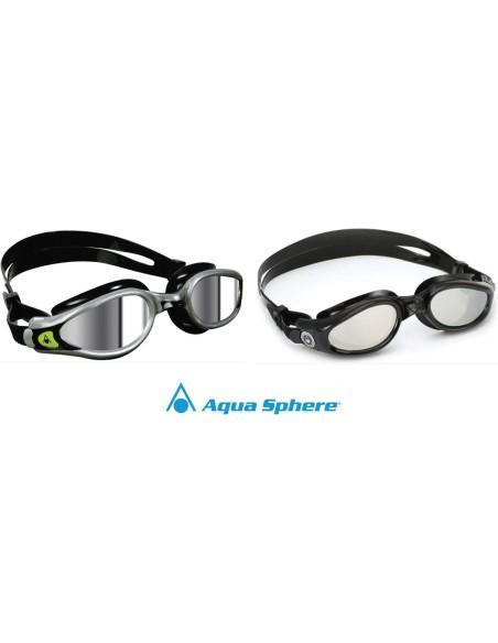 Aqua Sphere Kaiman EXO Mirror Goggles