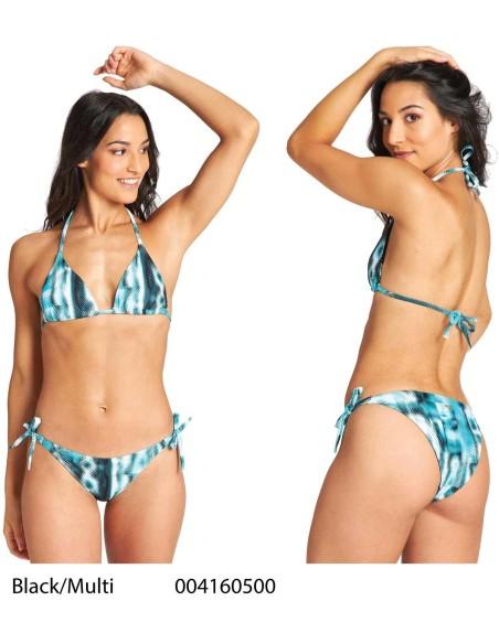 Black/Multi - Arena Two-piece swimsuit Allover