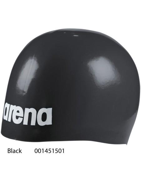 Black - Arena Moulded Pro II Cap