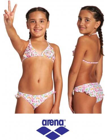 Arena Sweetie girl triangle two pieces