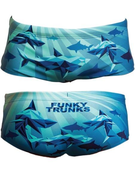 Funky Trunks Shark Bay men's model