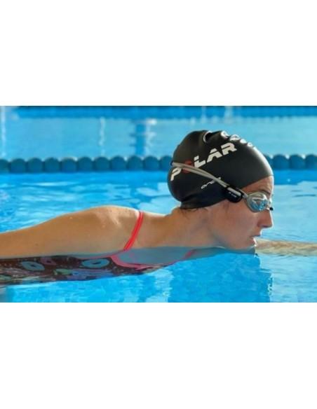Polar Verity Sense on athletes into the water