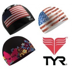 Tyr USA / Woodstock Swim Caps