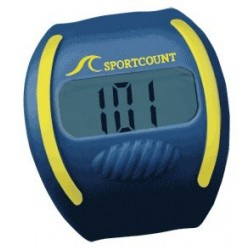 Cronometro SportCount giallo