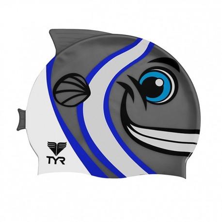 Cuffia piscina bambini Fish TYR