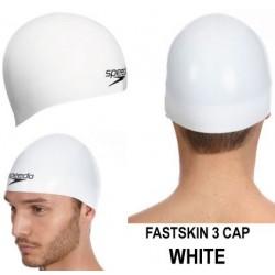 White - Cuffia Fastskin3 Speedo
