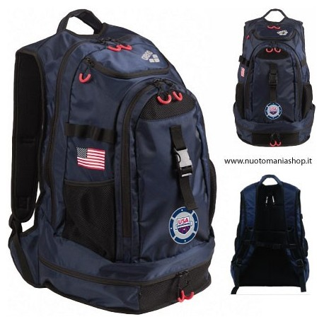 NT Fastpack USA navy Arena
