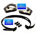 Malmsten Prescription Goggles for Swimming Kit