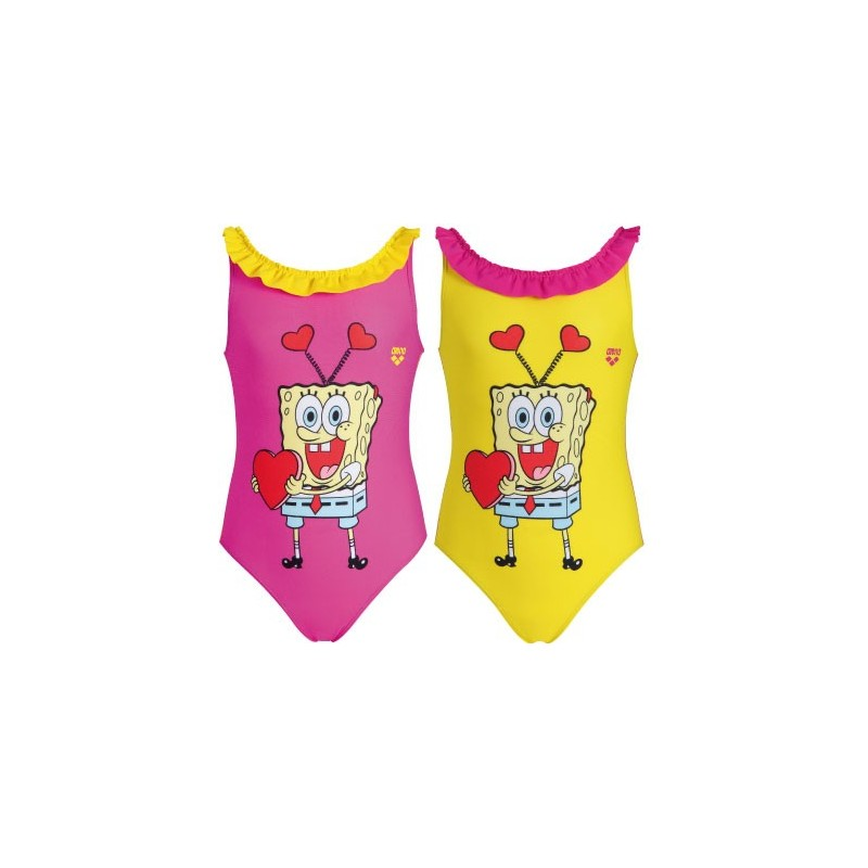Kb sponge love arena for Costumi jaked bambina